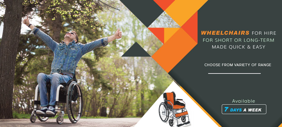 Rent a Wheelchair online