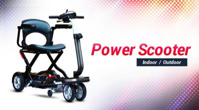 Medical Power Scooters: Answers to Your Questions